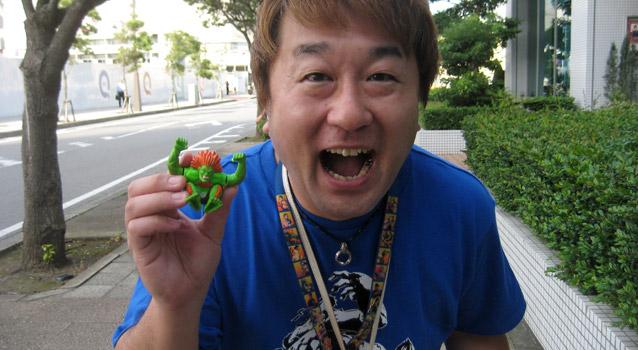 Yoshinori Ono Blanka
