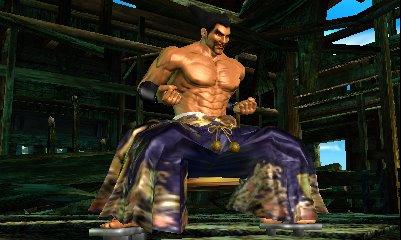 Tekken 3D 12