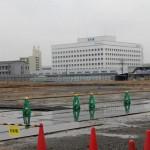 Nuevas oficinas de Nintendo en construcción