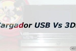 Cargador USB Vs 3DS