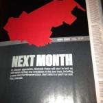 Intrigante anuncio de cara al número de junio de Nintendo Power