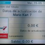 Actualización Mario Kart 7 15-05 03