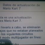 Actualización Mario Kart 7 15-05 05