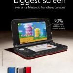 Primera publicidad europea de 3DS XL