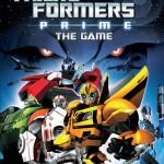 Transformers Prime Wii Portada 10-07