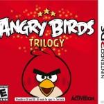 Portada y precio de Angry Birds Trilogy: De momento, se distribuirá en formato físico