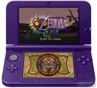 3DS fanart Majoras Mask 02