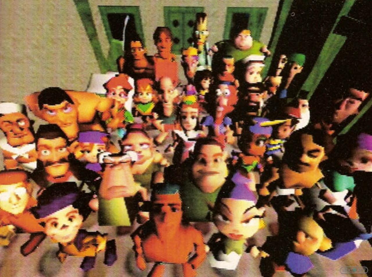 El videojuego original sufrió un cambio radical
