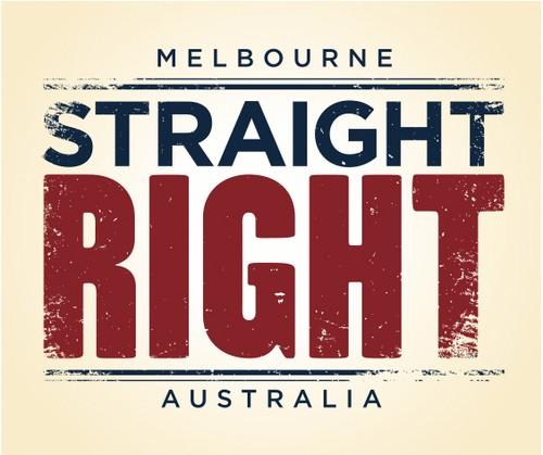 Straight Right LOGO
