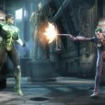 Los modelos de Jocker y Linterna Verde se dejan ver en una nueva captura de Injustice: Gods Among Us
