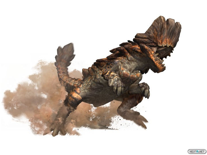 Monster Hunter 3 Ultimate 3ds 16-11 04