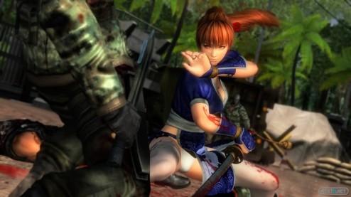 Ninja Gaiden 3 Kasumi Wii U 25-12 19