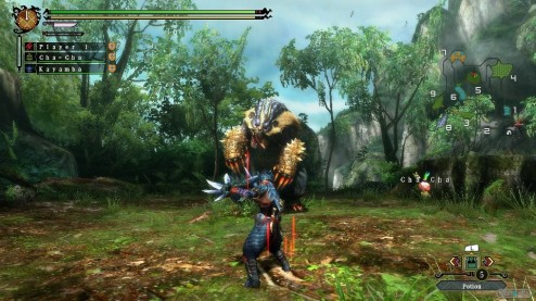 [3/3]Monster Hunter 3 Ultimate  1301-18-Monster-Hunter-3-Ultimate-Wii-U-09-494x277