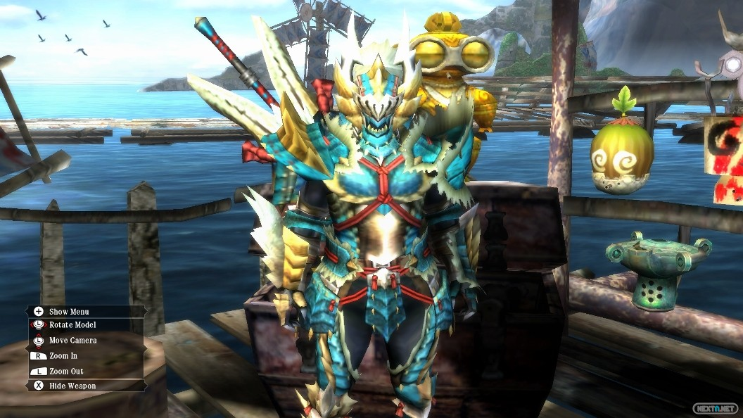 1301-18 Monster Hunter 3 Ultimate Wii U 12