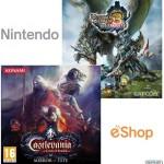 Mañana en la eShop europea las demos de Monster Hunter 3 Ultimate (3DS/Wii U) y Castlevania: LOS – Mirror of Fate (3DS)