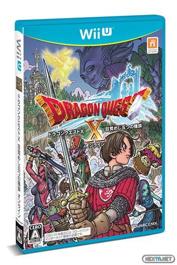 1302-18 Dragon Quest X Wii U boxart