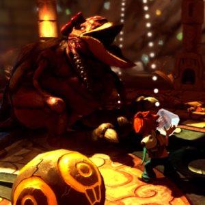 1303-09 Oliver & Spike Wii U th