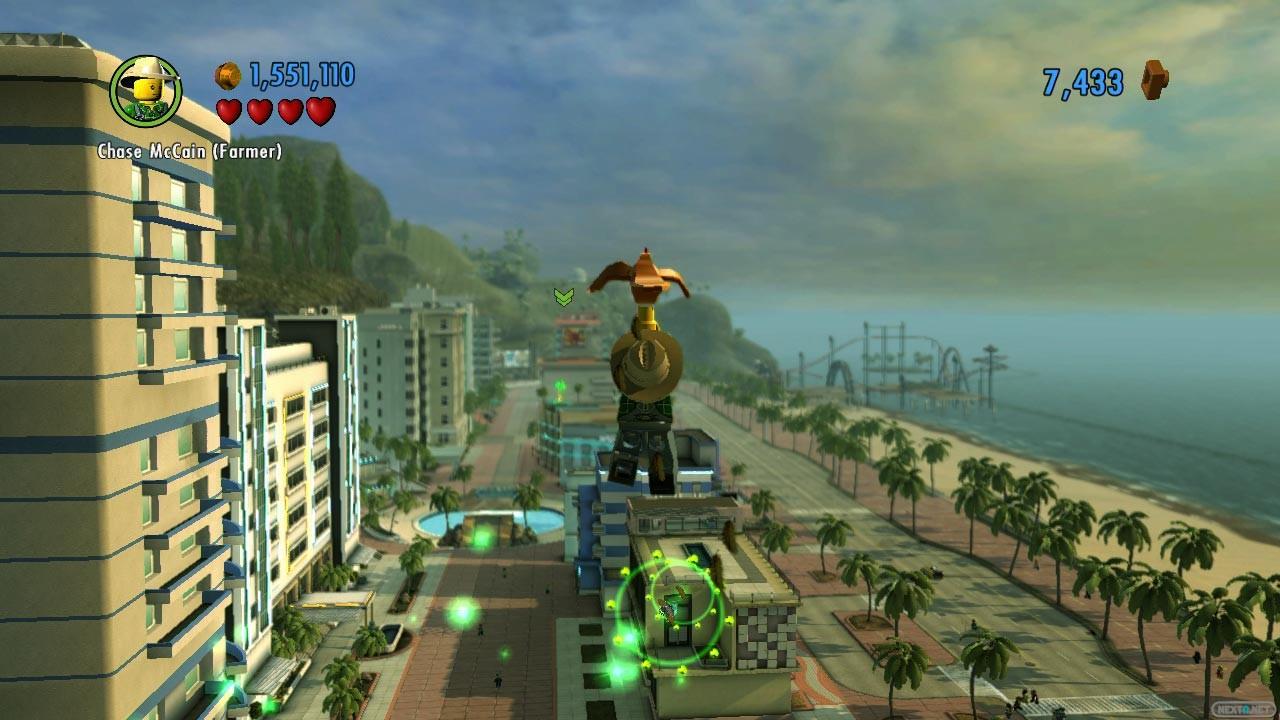 1303-10 LEGO City Undercover 08