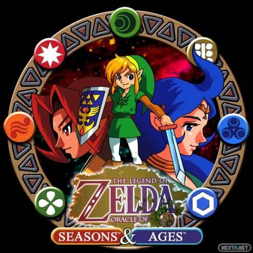 1303-12 Zelda Oracle of Ages - Seasons