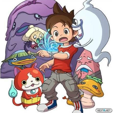 1303-15 Youkai Watch 3DS