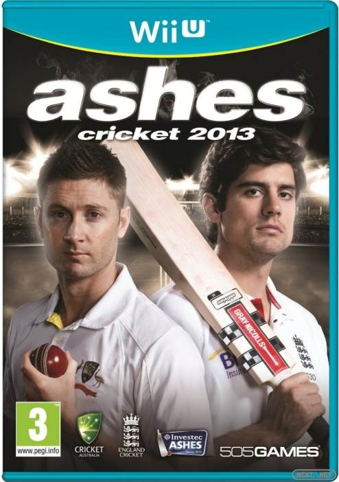 1303-19 Ashes Cricket 2013 boxart