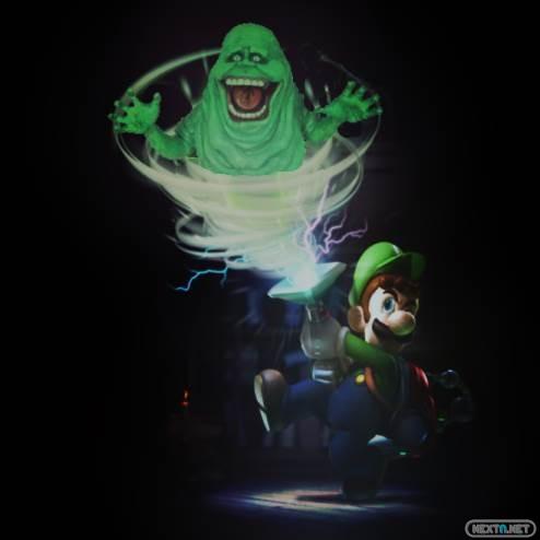 1303-25 Luigi's Mansion 2 con Slimer