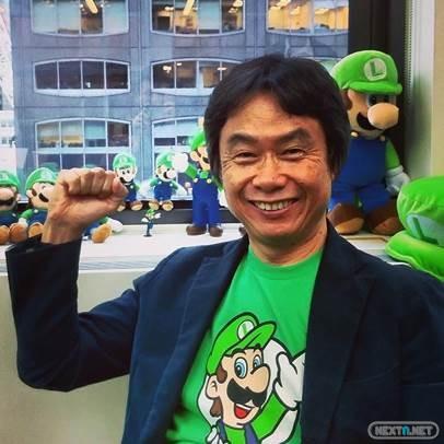 1304-09 Shigeru Miyamoto Luigi