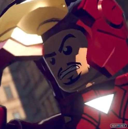 1304-10 LEGO Marvel Super Heroes