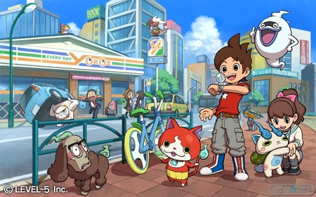 1304-15 Youkai Watch 01