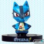 Pokémon Smash desvela su figura especial de Lucario para Pokémon Rumble U