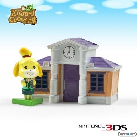 1304-19 Animal Crossing - New Leaf