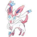 Durante el programa Pokémon Smash de ayer se discutió el tipo de Pokémon que es Sylveon