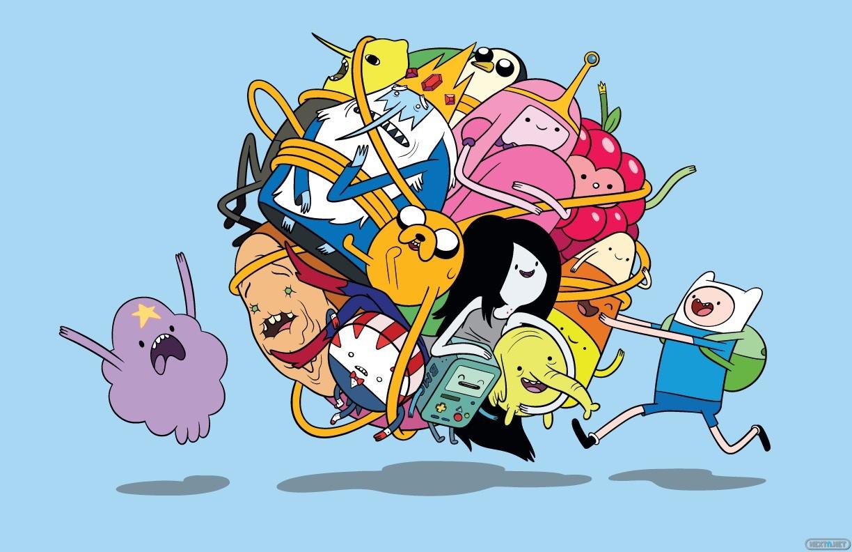 1305-15 Hora de Aventuras 3DS artwork