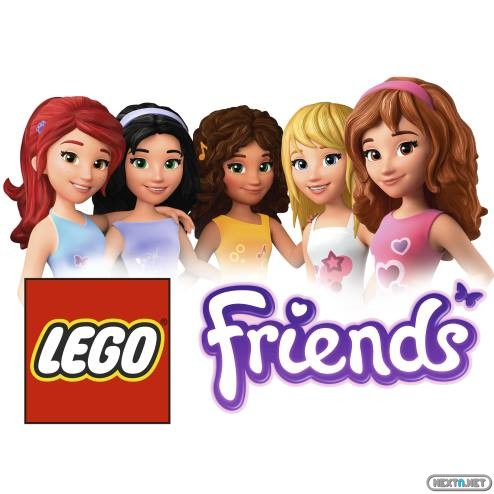 1305-17 LEGO Friends