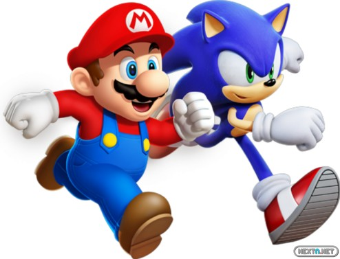 1305-17 Mario & Sonic