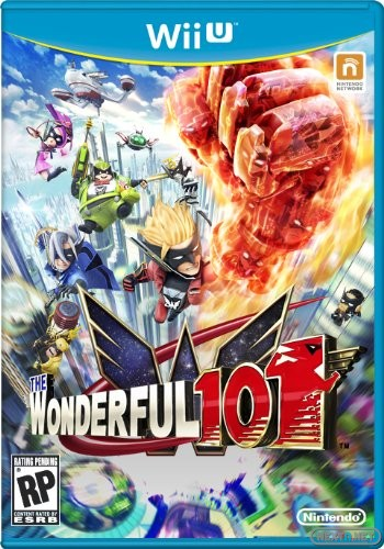 1305-17 The Wonderful 101 boxart