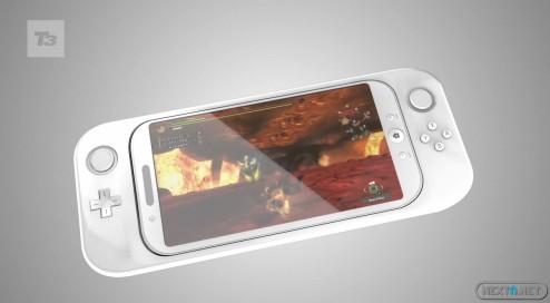 1305-17 Wii U smartphone fake