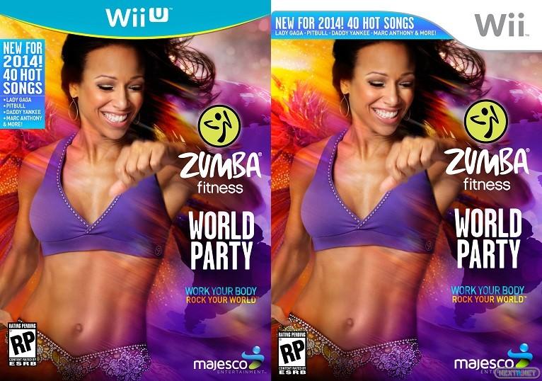 1305-28 Zumba Fittness World boxart Wii Wii U