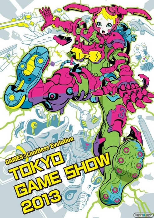 1305-30 Tokyo Game Show