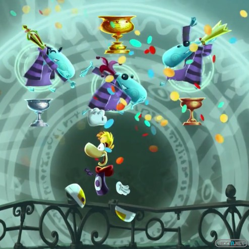 1305-31 Rayman Legends