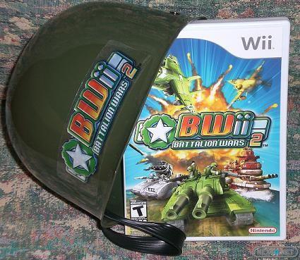 1306-03 Battalion Wars II Wii
