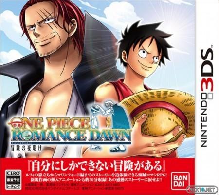 1306-10 One Piece Romance Dawn
