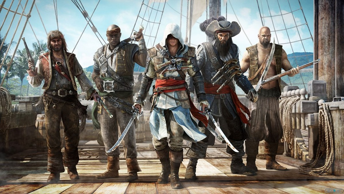 Assassin's Creed: The Rebel Collection llegará a Nintendo ...