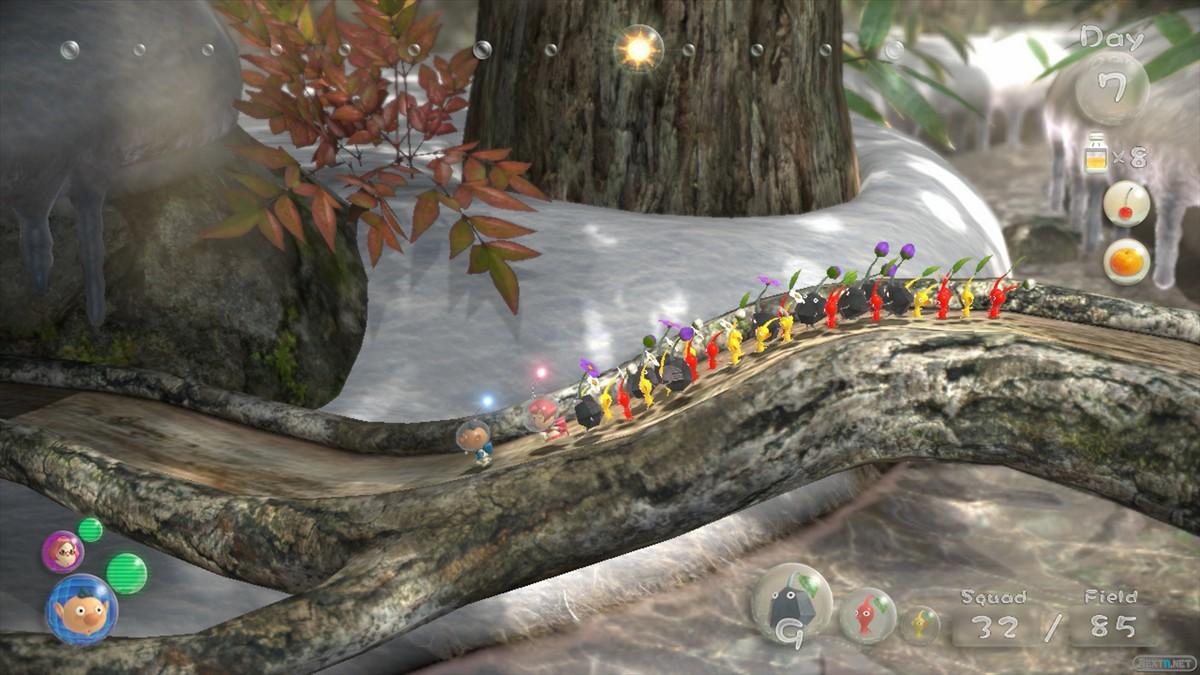 1306-11 Pikmin 3 Wii U  10