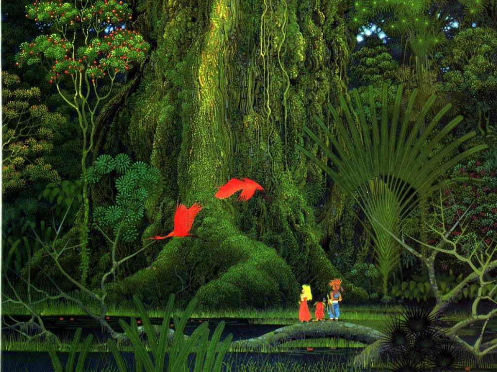 1306-13 Secret of Mana