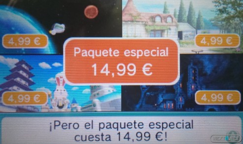 1306-18 Oferta 3DS Plaza Mii StreetPass
