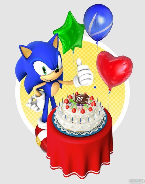 1306-24 Sonic 22 años
