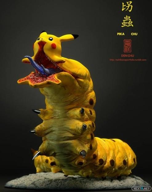 1401-27 Pikachu oruga
