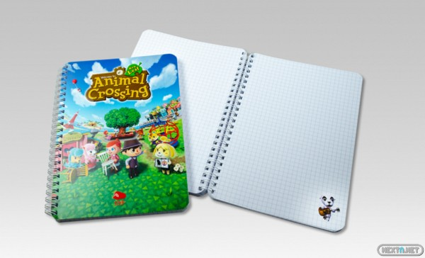 1307-01 Animal Crossing New Leaf regalo Club Nintendo