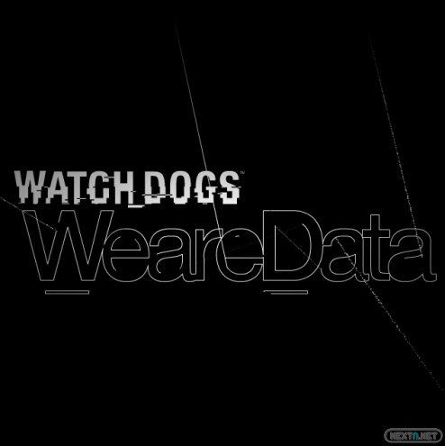 1307-01 Watch Dogs We are Data